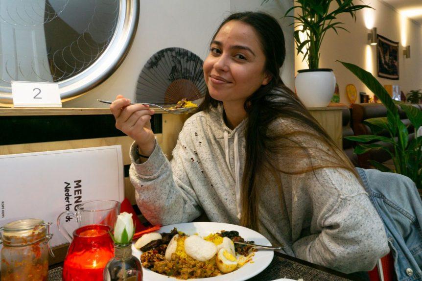 Thea Indonesisch eten