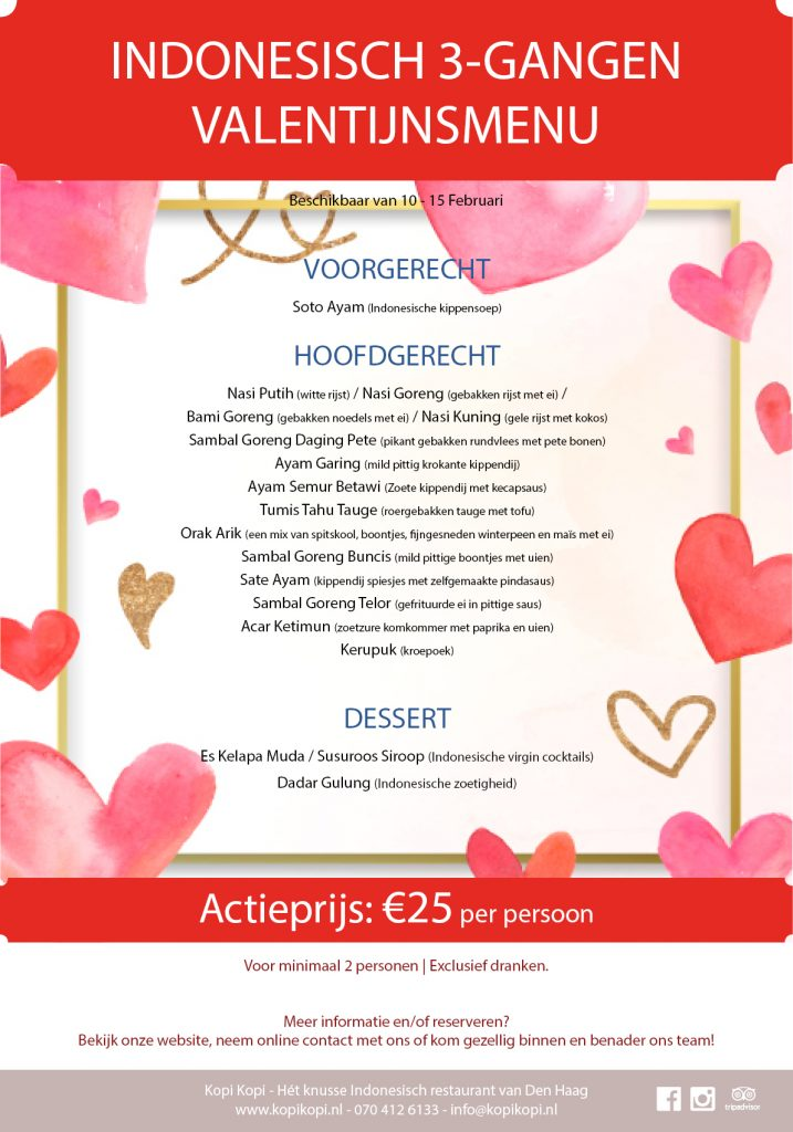 valentijnsdiner-menu